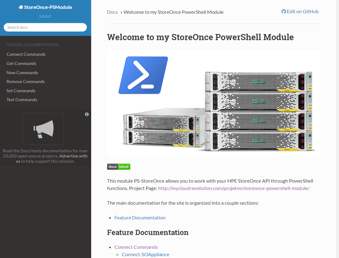 powershell module
