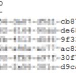 Report vSphere VM UUIDs