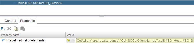 HPE StoreOnce Workflows - Set-SOCatClientAccess Presentation SO-CatClient