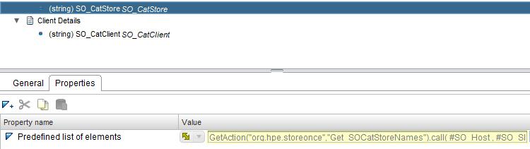 HPE StoreOnce Workflows - Set-SOCatClientAccess Presentation SO-CatStore