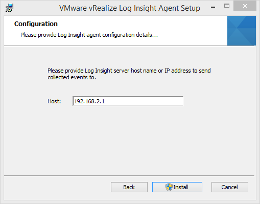 Virtual IP Address Priority - setup