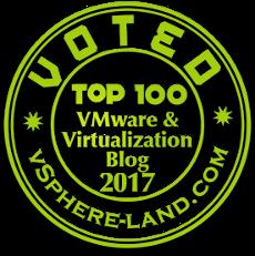 vBlog Top 100