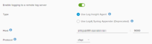 vCloud Director and vRealize Orchestrator Connection - vRO Logging Integration