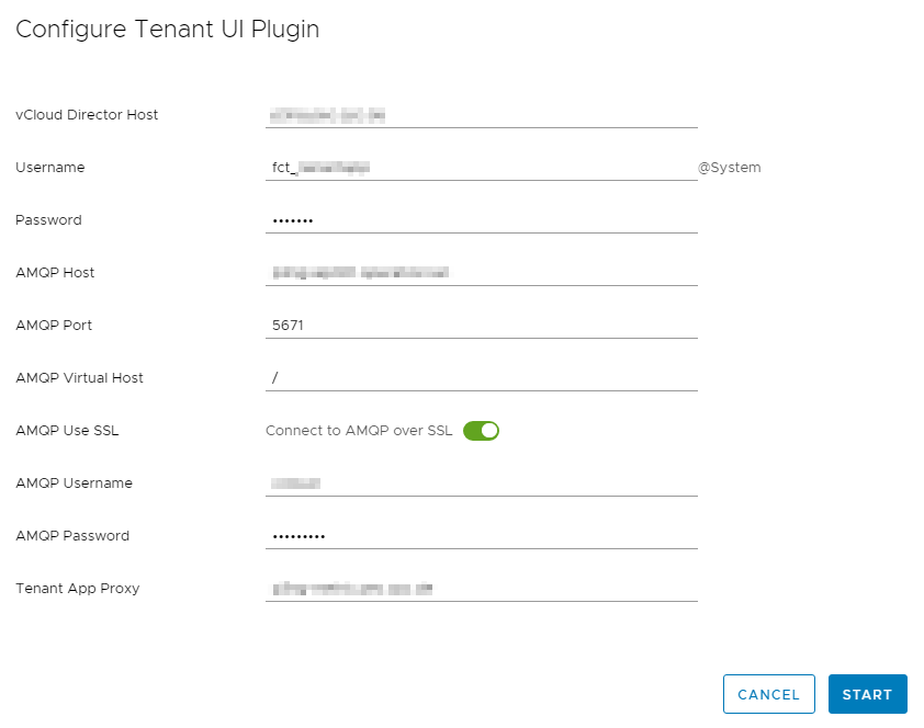 vRealize Operations Tenant App 2.0 for vCloud Director - Configure Tenant UI Plugin