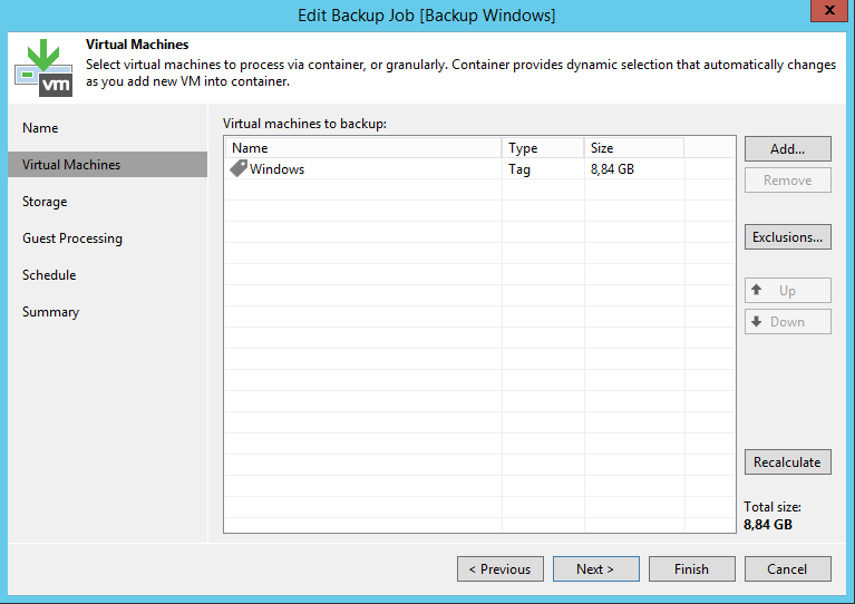 Veeam PowerShell Deep Dive - Backup Job with vSphere Tag