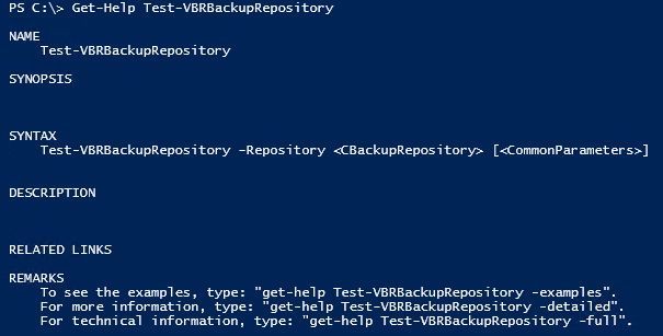 Veeam Backup and Replication 9.5 Update 4 - Test Backup Repository